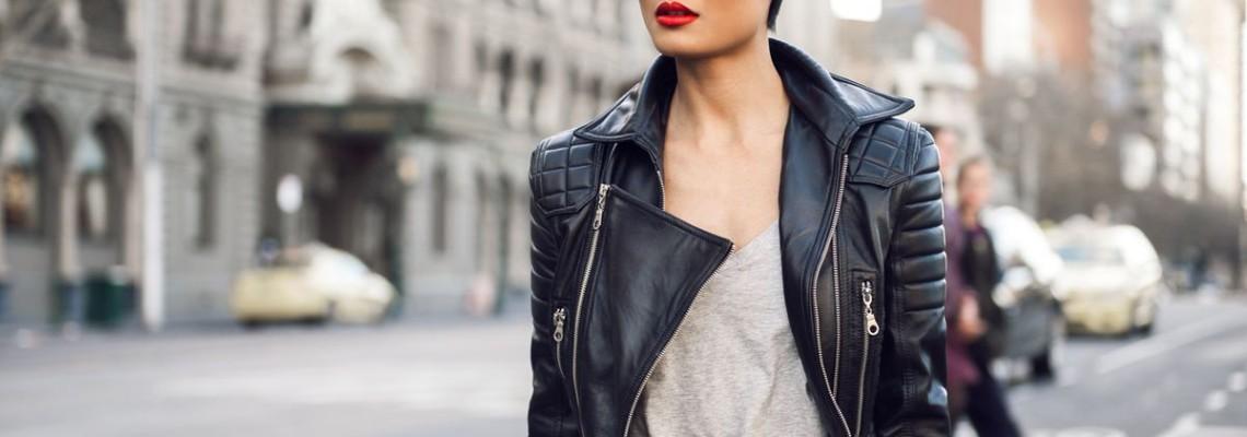 Ramoneska – skóra, którą musisz mieć