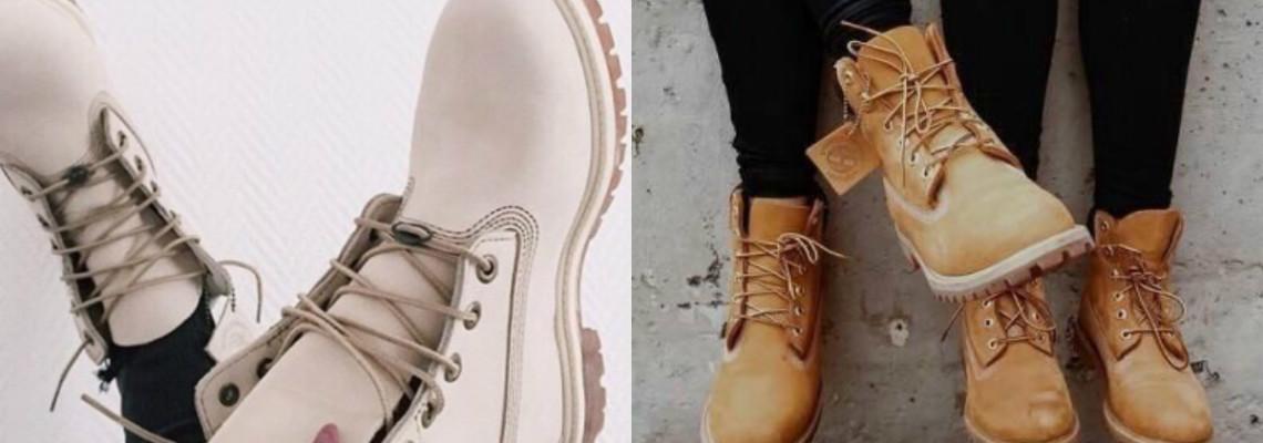 Timberlandy – kultowe buty na zimę