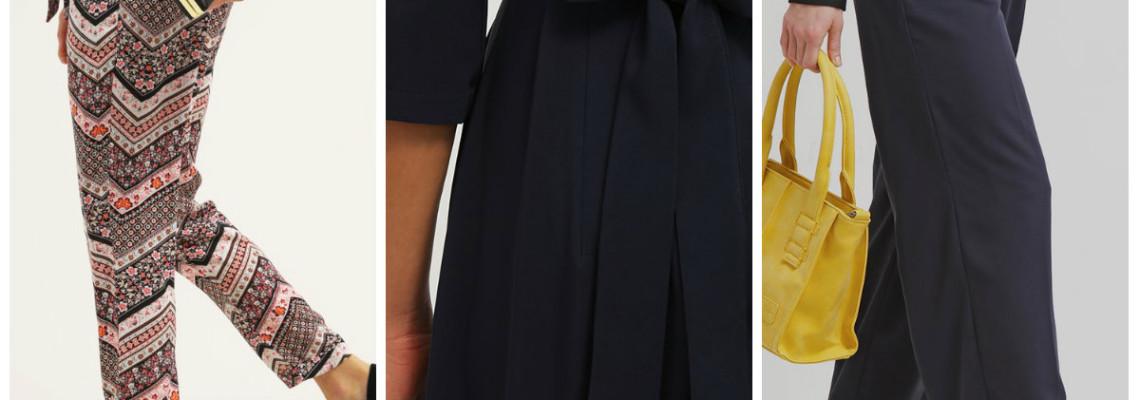 Spodnie damskie – jak dobrać spodnie do figury? Porady