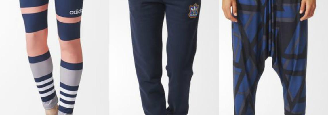Spodnie dresowe – stylizacje na różne okazje