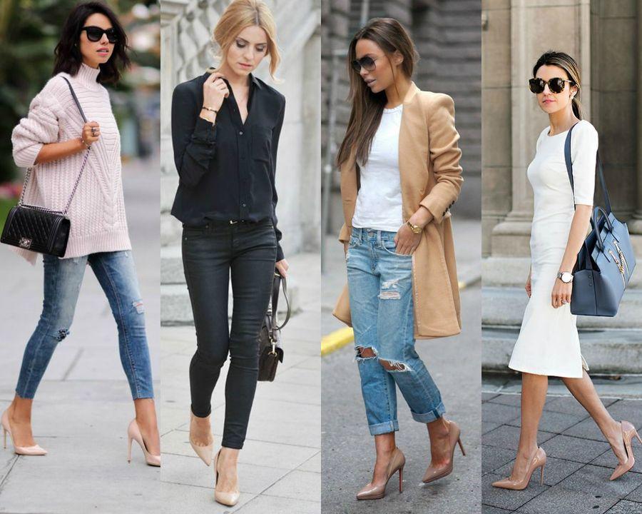 Stylizacje streetwear fot. pinterst.com
