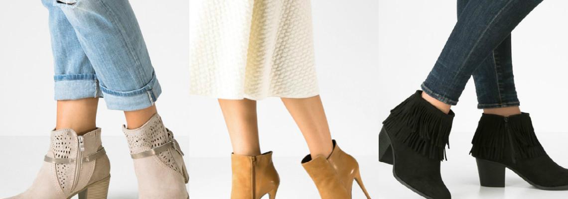Botki damskie – obowiązkowy klasyk w Twojej szafie