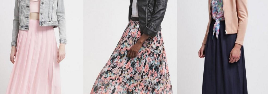 Długa spódnica – z czym ją nosić, aby wyglądać stylowo