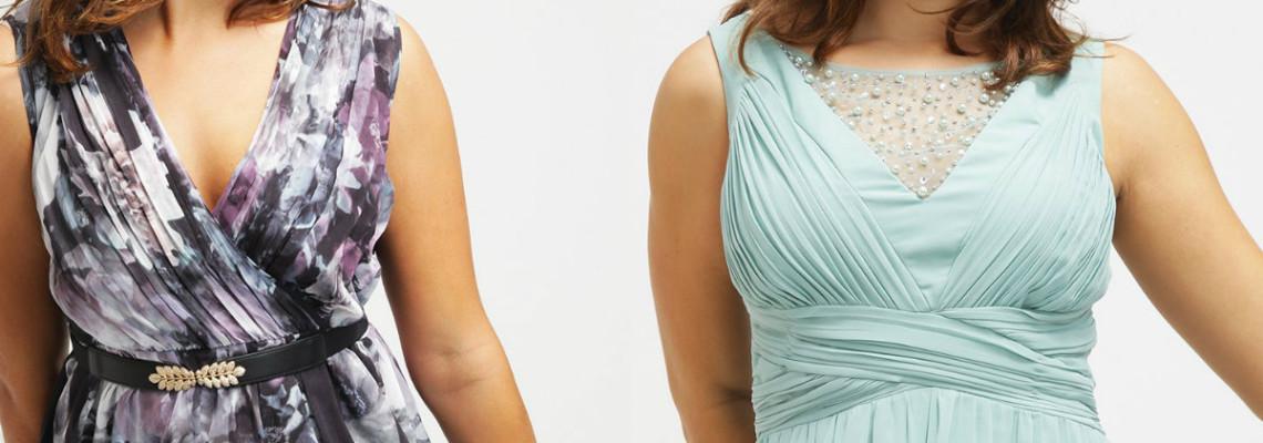 Sukienki koktajlowe dla puszystych – jak dobrać?