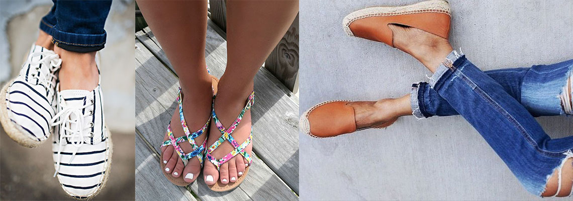 Buty na lato – 5 modeli, które musisz mieć