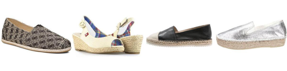 Idealne buty na lato? Espadryle
