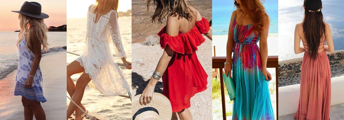 Sukienki plażowe – najmodniejszy wybór na lato