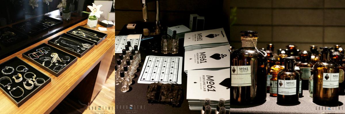 Kolekcja biżuterii Anny Orskiej i warsztaty kreowania perfum Mo61