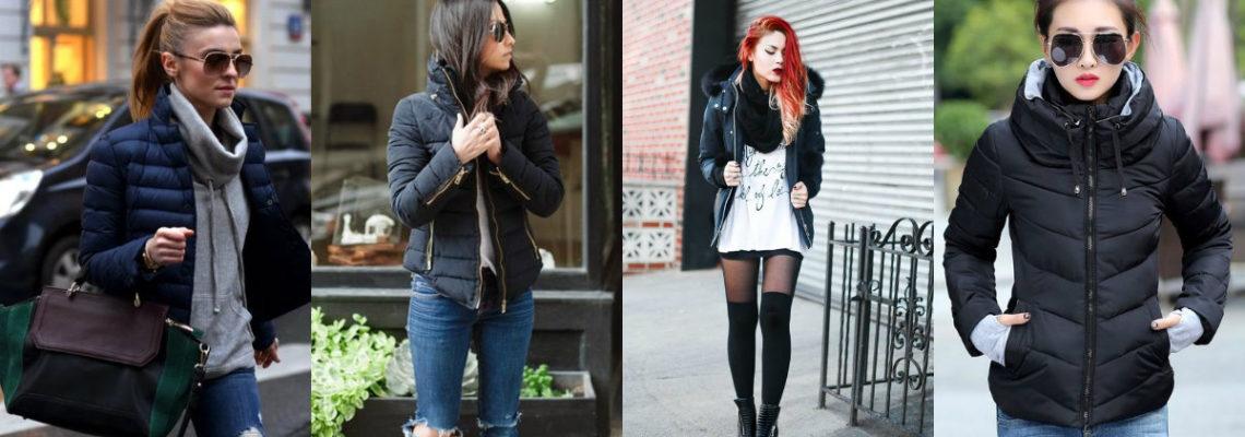 Puchowa kurtka – jak ją nosić, żeby wyglądać dobrze?