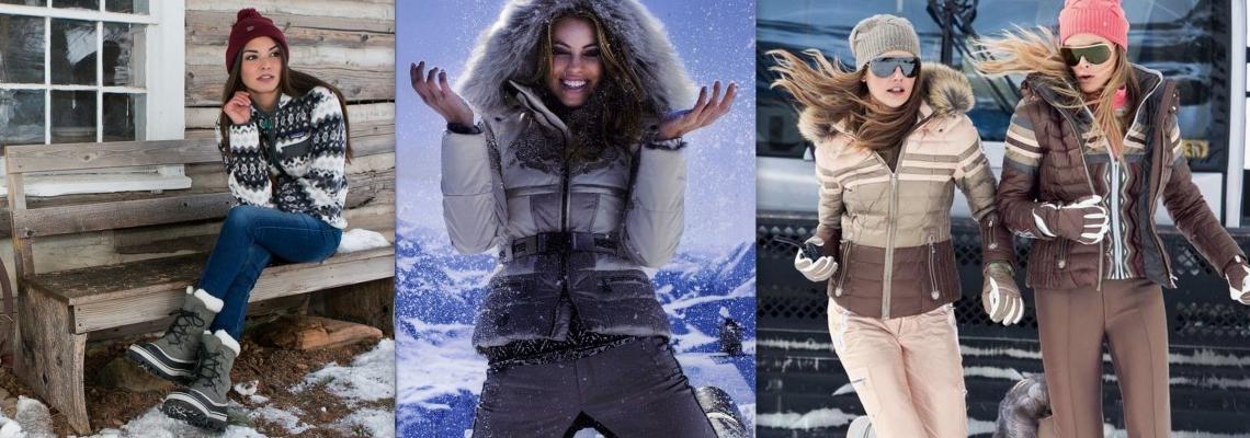 Wyjazd na narty – modne i komfortowe stylizacje