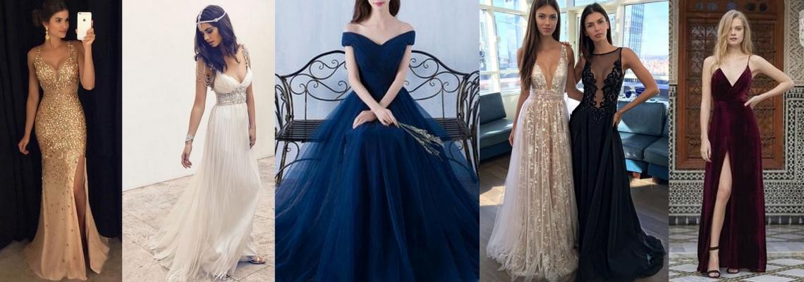 sukienki na studniówkę
