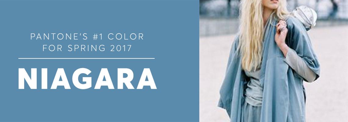 Modne kolory 2017: niebieski i odcienie błękitu (fot. pinterest)