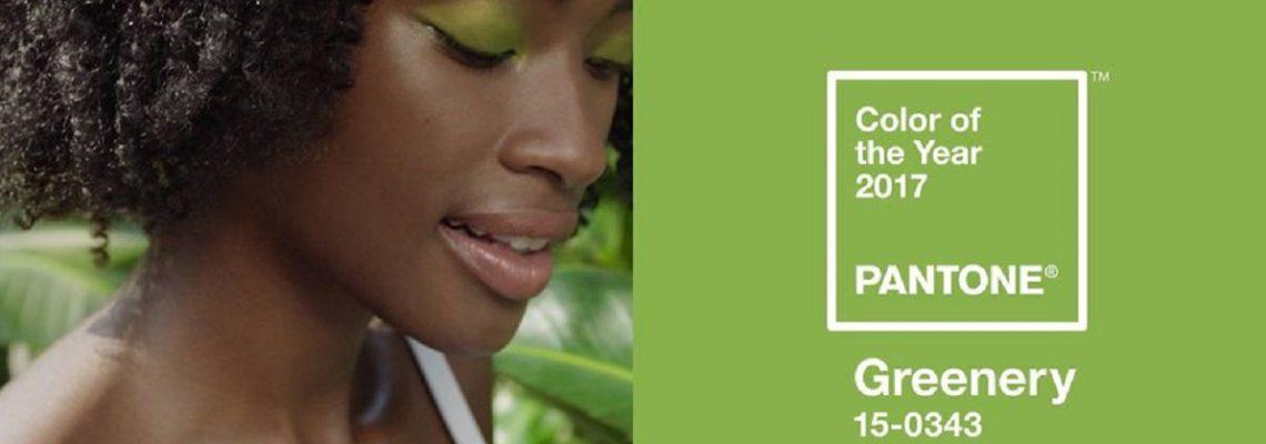 Modne kolory 2017: greenery i odcienie zieleni