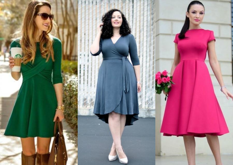 sukienki o kroju a