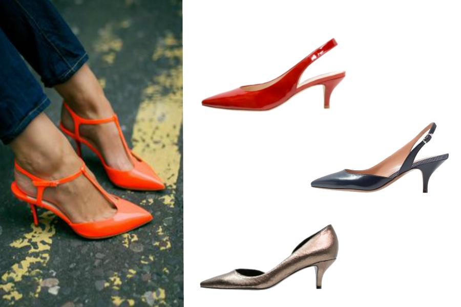 szpilki na wiosnę kitten heels