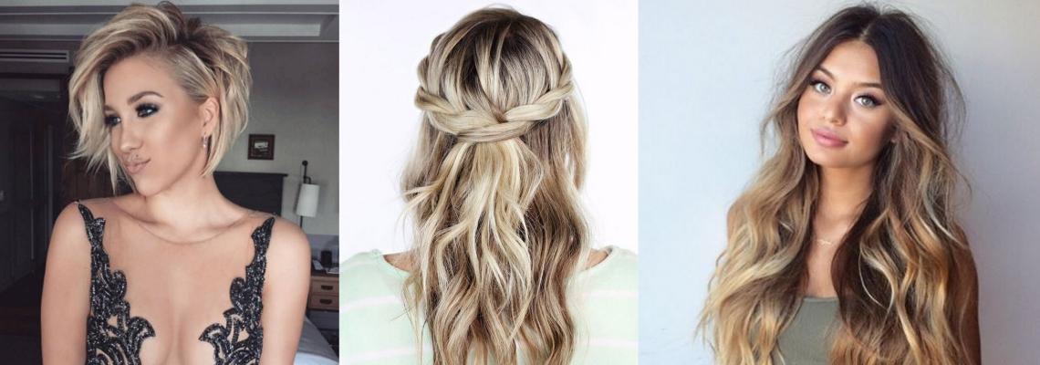 Modne fryzury 2017 – odważnie czy klasycznie?