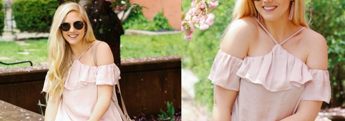 Bluzki na lato w trzech stylizacjach