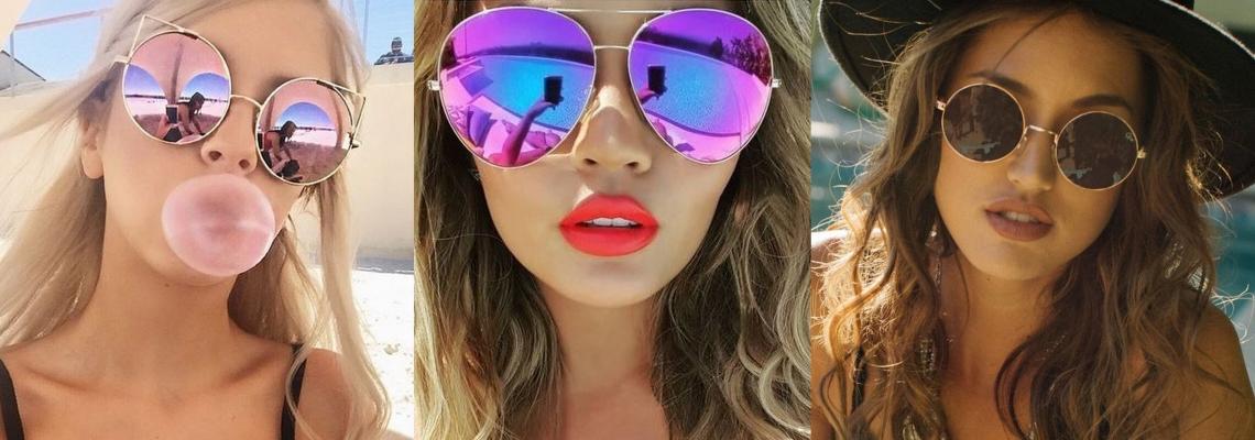 Okulary przeciwsłoneczne – najmodniejsze modele 2017