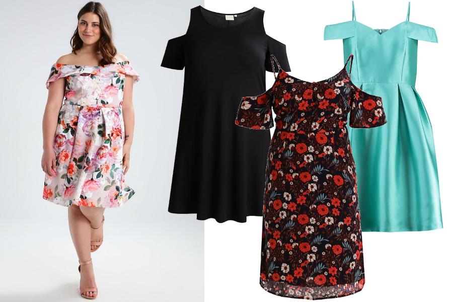 f383c58a9e Letnie sukienki dla puszystych - znajdź swój model! - szafencja.pl