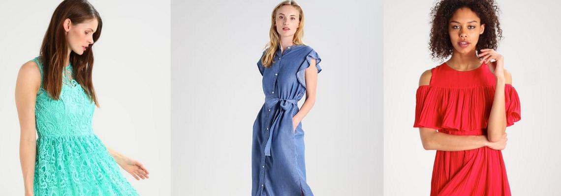 Sukienki z letnich wyprzedaży – złap okazję!