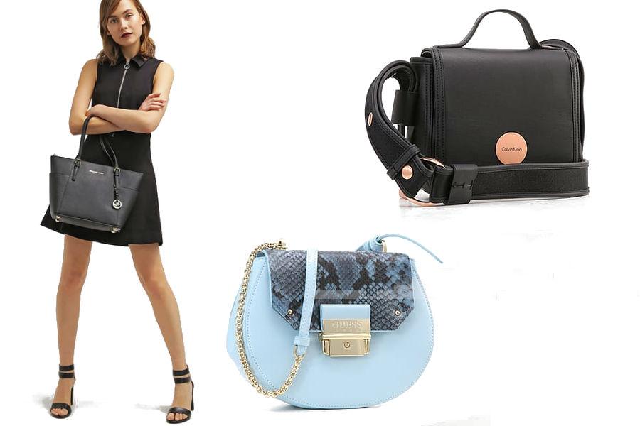 fot. modne torebki z wyprzedaży
