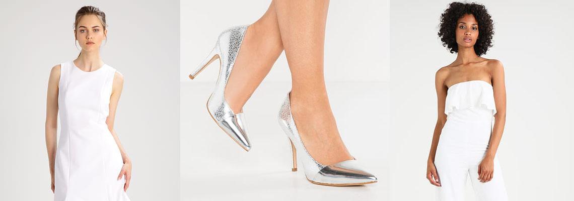 Biel i srebro – idealne połączenie na różne okazje