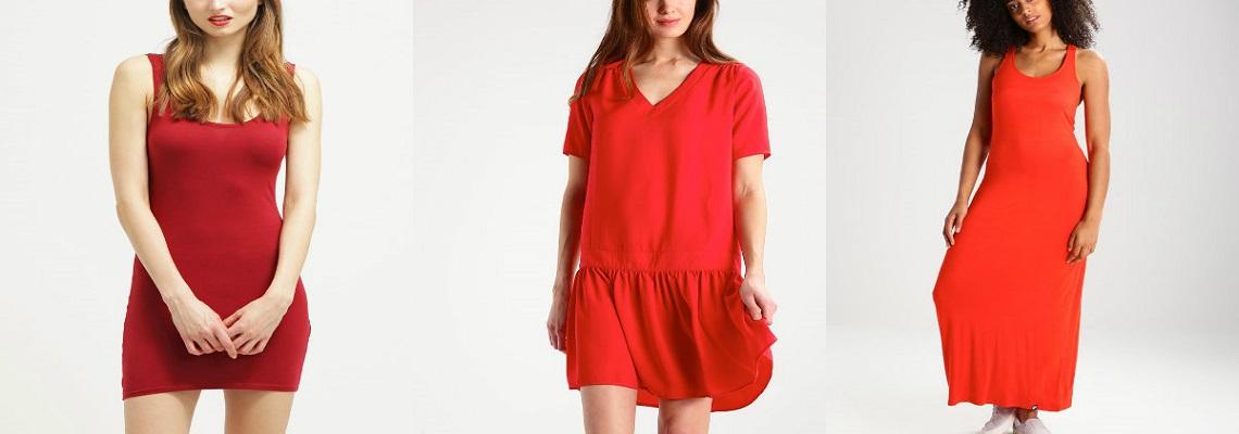 Czerwone sukienki – jaką wybrać?