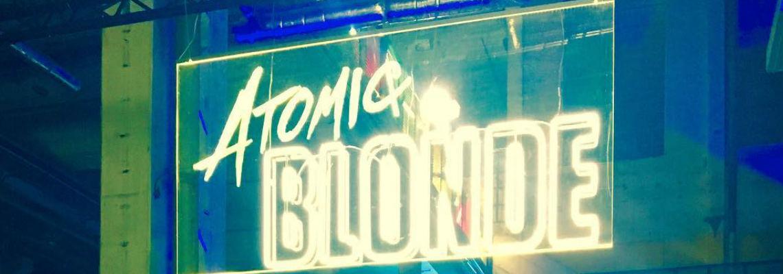 Filmowe inspiracje – Atomic Blonde