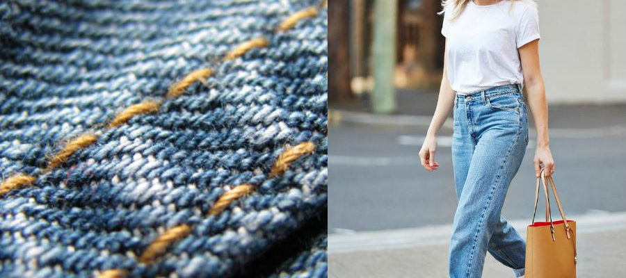 Jeansowe ubrania- w nich poczujesz się rewelacyjnie