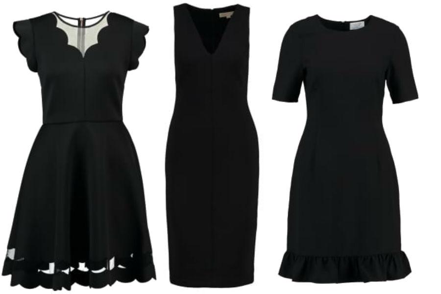 czarne sukienki/ mała czarna