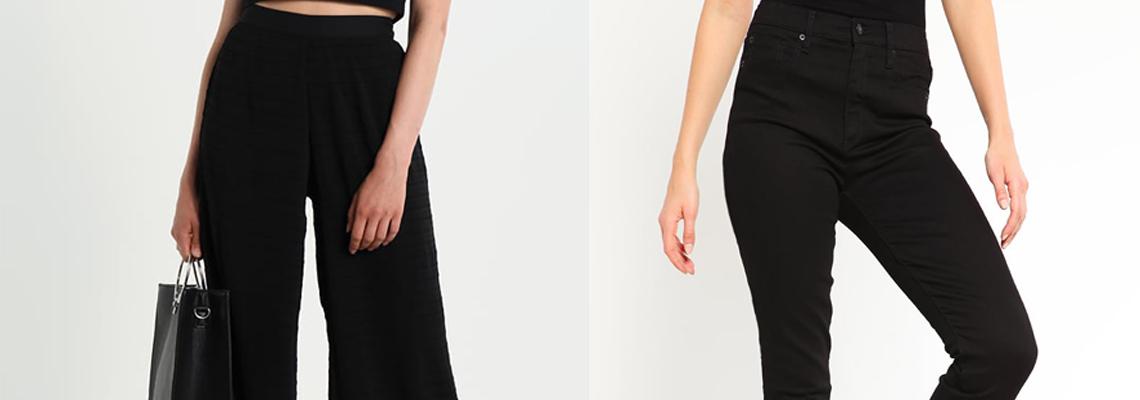 Spodnie z wysokim stanem – jak je nosić, żeby wyglądać dobrze