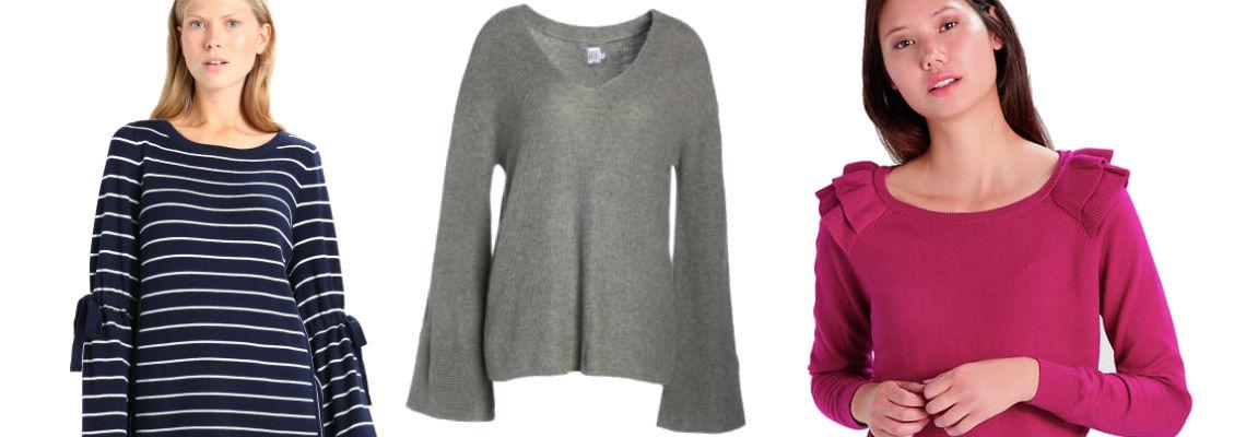 Modne swetry idealne na jesień – zobacz z czym je nosić