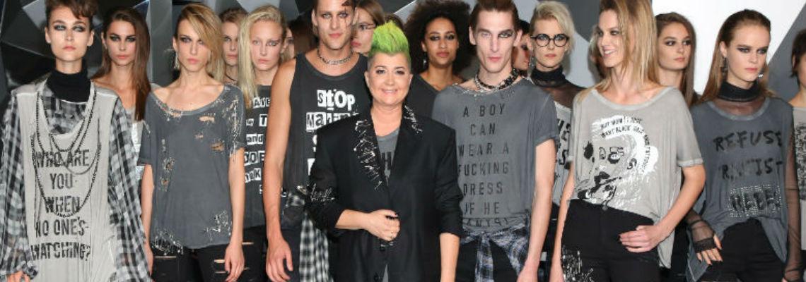 Lidia Kalita – Punks Not Dead