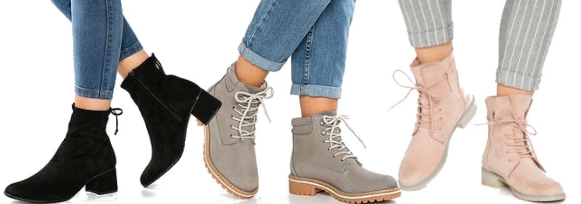 Jakie buty wybrać na jesień? – ponad 30 modnych modeli