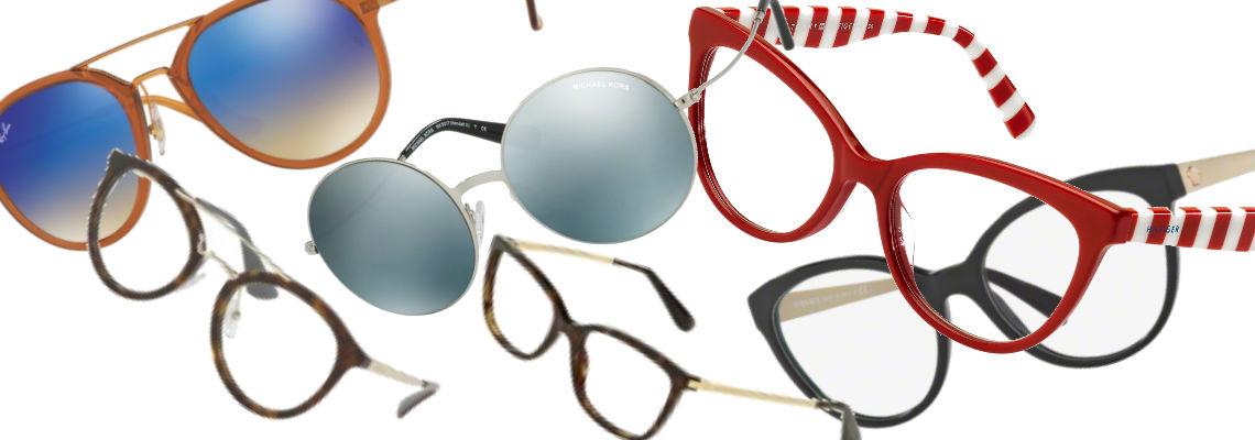 Okulary przeciwsłoneczne na jesień