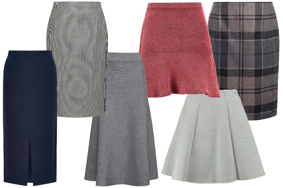 modne spódnice na jesień