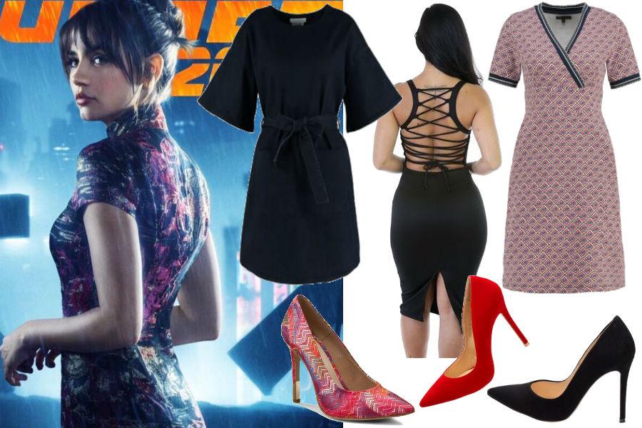 modne sukienki w stylu gwiazd