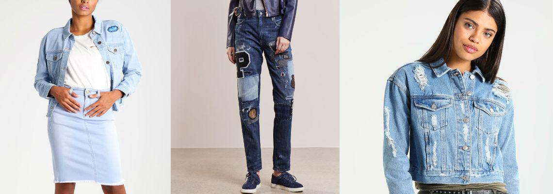 Jeans jesienią – z czym łączyć letnie elementy naszej garderoby?