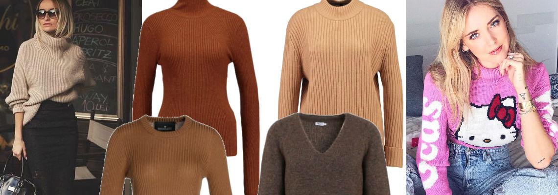 Jaki sweter wybrać na jesień? – modne propozycje na każdą kieszeń