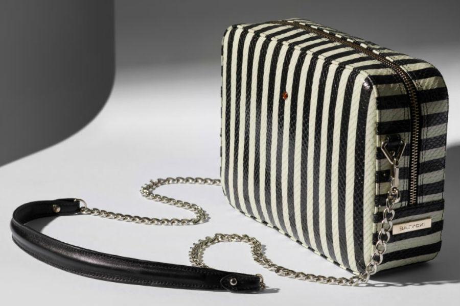 modne torebki marki Batycki na karnawał
