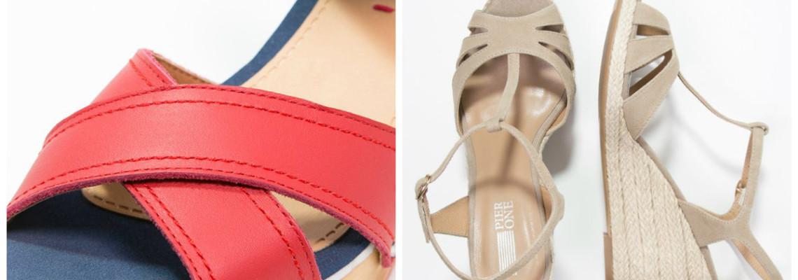 Sandały na koturnie – do czego pasują i jak je nosić?