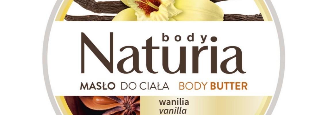 Naturia – waniliowe kosmetyki do pielęgnacji ciała