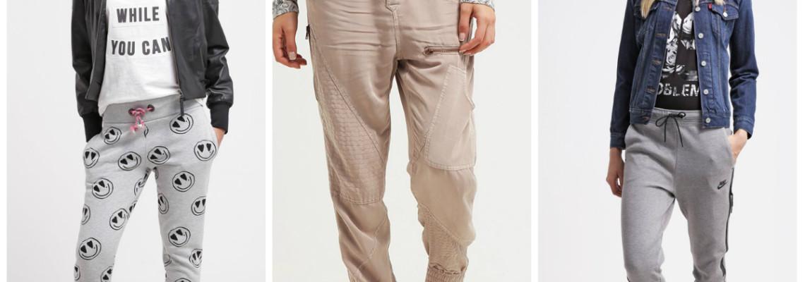 Spodnie dresowe – sprawdź, jak można je modnie nosić