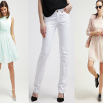 minimalistyczne wiosenne ubrania