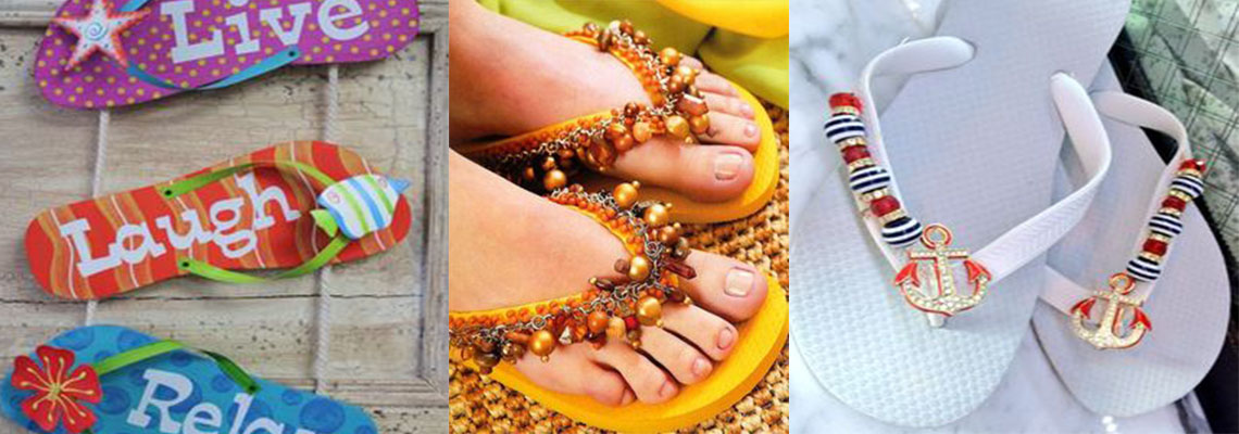 Japonki – wygodne obuwie na lato [Przegląd]