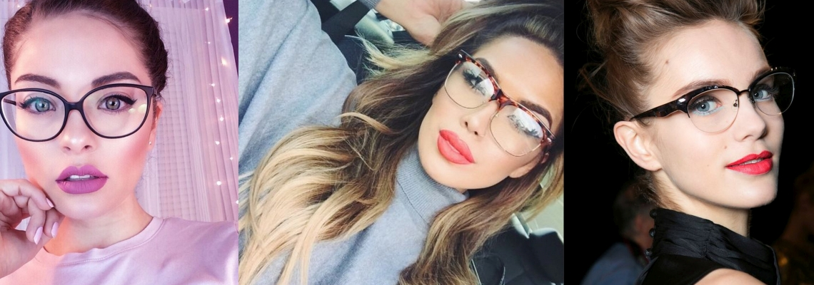 Makijaż dla okularnicy – kilka cennych wskazówek