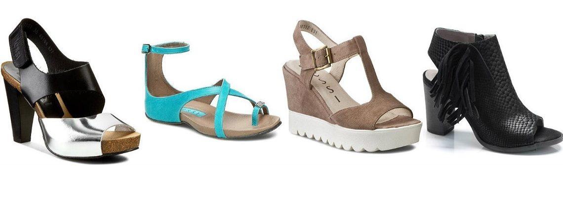 Sandały Nessi – odkryj najciekawsze modele
