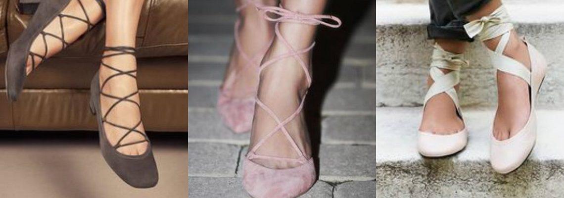 Baleriny wiązane – odkryj najciekawsze modele