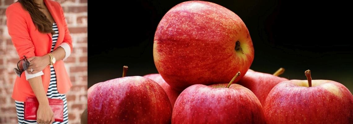 Figura jabłko – co powinnaś nosić