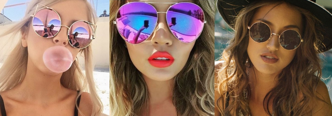 Okulary przeciwsłoneczne – najmodniejsze modele